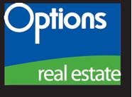 Options Real Estate Logo