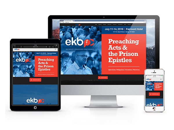 E.K. Bailey Preaching Conference // Dallas, TX